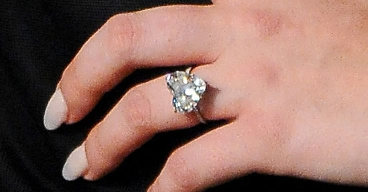 See Every Angle of Lady Gaga's Engagement Ring!