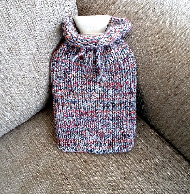 Knitting Patterns For Hot Water Bottle Covers : 17 Best images about Hot Water Bottle Covers - Knitting ...