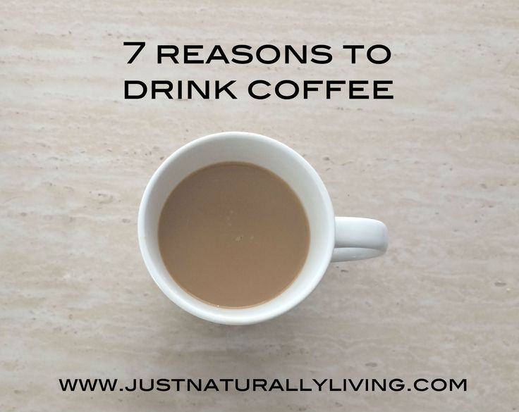 I love coffee, I mean who doesn't! I was worried that it was bad for me but then…