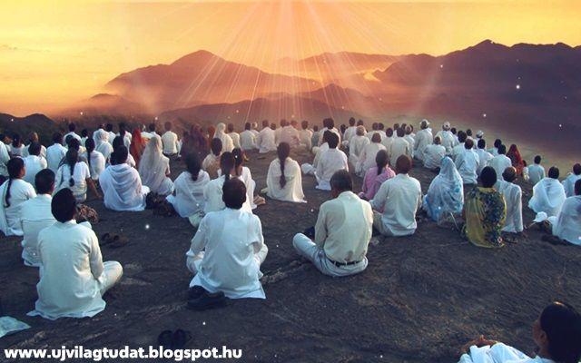 Számos bizonyíték támasztja alá, hogy a csoportos meditáció megváltoztatja a világot | Új Világtudat | Az Élet Más Szemmel