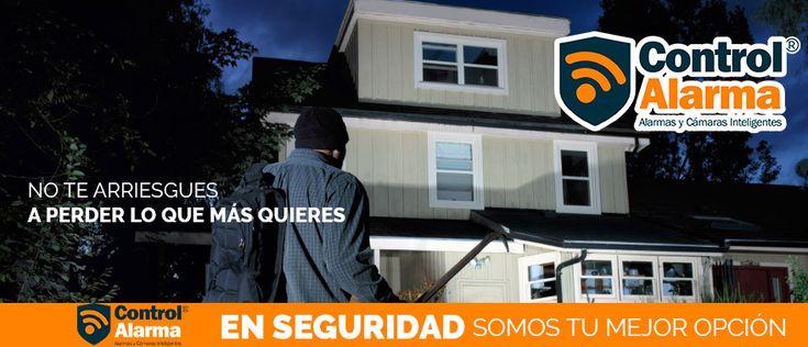 Visitanos en: www.controlalarma.com