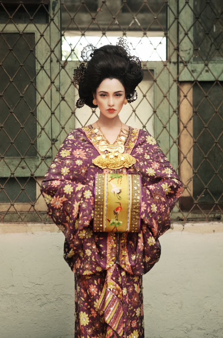 Inspirasi dari Jepang.//Inspired by Japan.