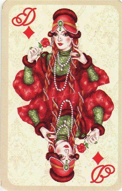 ИГРАЛЬНЫЕ КАРТЫ | РОССИЯ