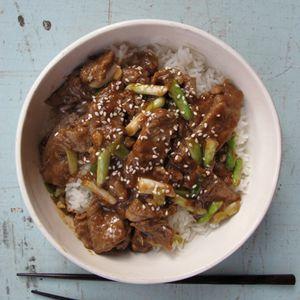 Mongolian Beef Asian Recipes - Asian Food Recipes - Delish.com