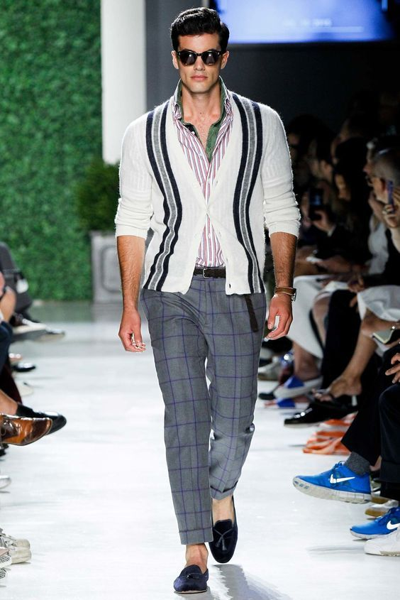 Michael Bastian Spring 2016 Menswear Fashion Show