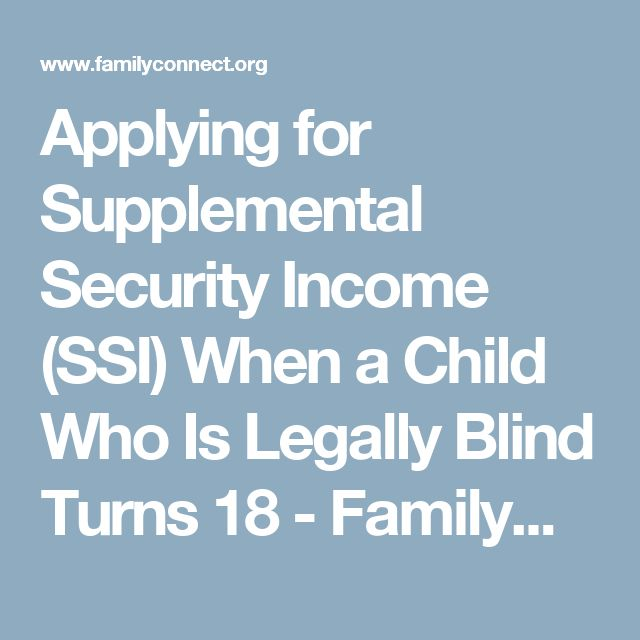 The  Best Supplemental Security Income Ideas On