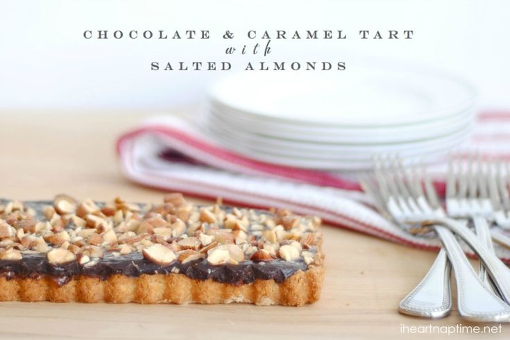 Dark Chocolate Caramel Tart | Recipe | Caramel Tart, Chocolate ...