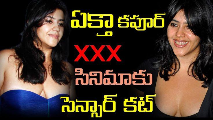 Ekta Kapoor XXX Cinemaku Censor Cut