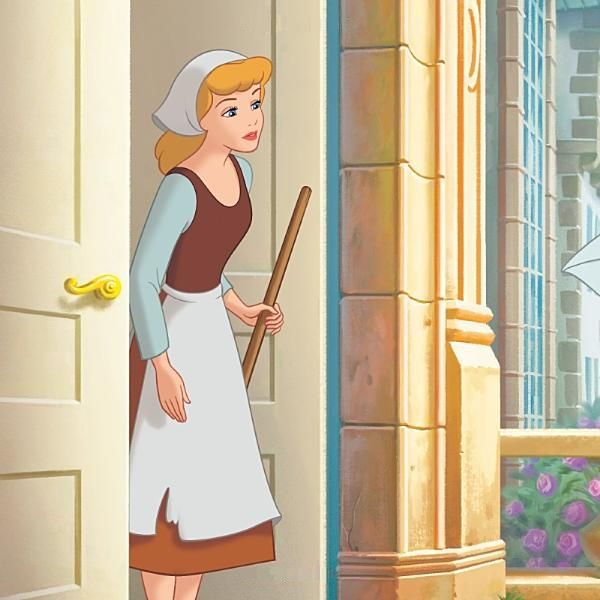 Cinderella Cartoon Movie | Childhood Animated Movie Heroines Cinderella
