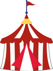View Design: circus tent