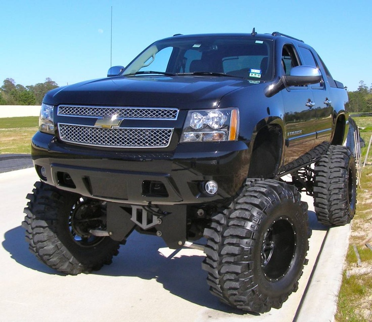 81 best chevrolet avalanche images on Pinterest  Chevy avalanche