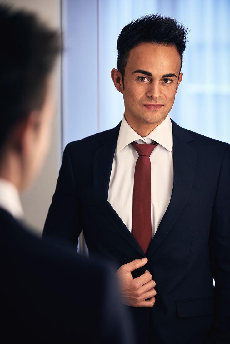#MisterAustria Kandidat Kaloyan Moradzhiev in unserer #Zeitgeist #Suite :) #MissWahlen #Model