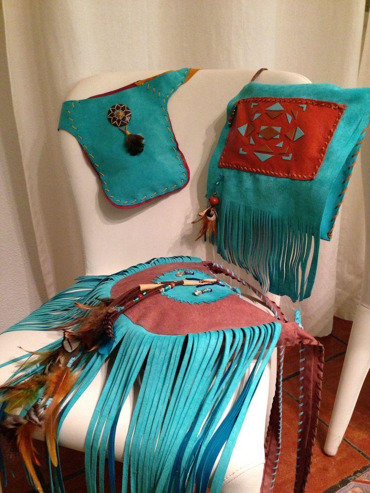 Resultado de imagen para riñonera cuero artesanal