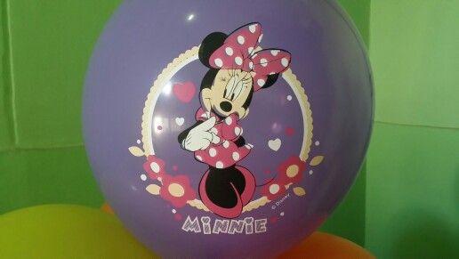 Воздушные шарики Герои Диснея