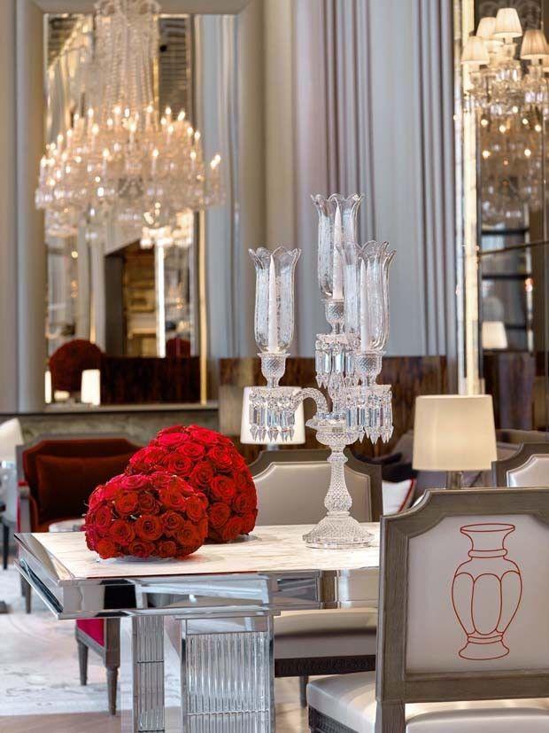 Baccarat inaugura hotel de luxo em nova york blog de for Salon baccarat