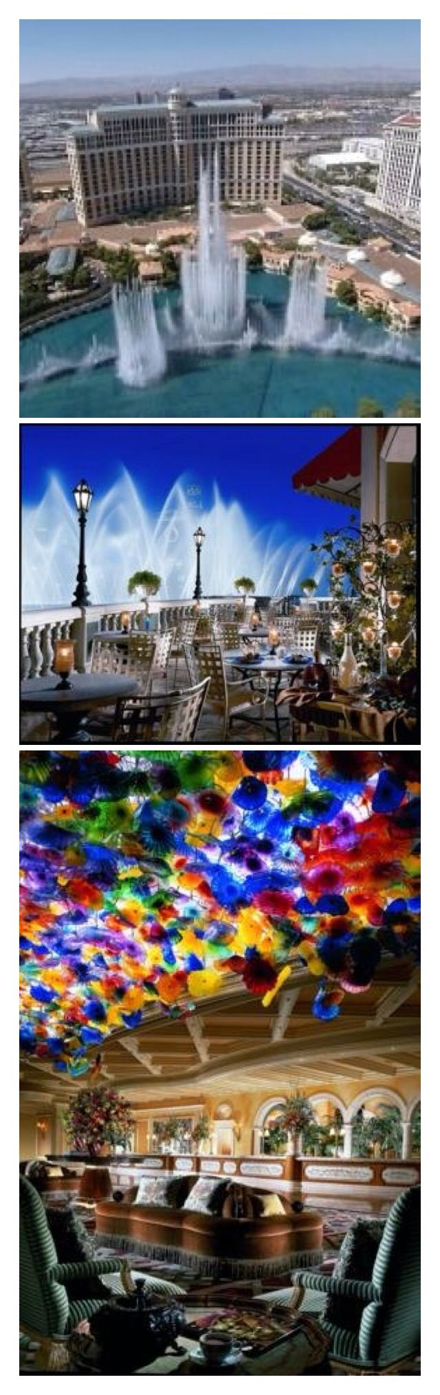 ~The Bellagio Hotel/Casino - Las Vegas Strip Nevada | House of Beccaria