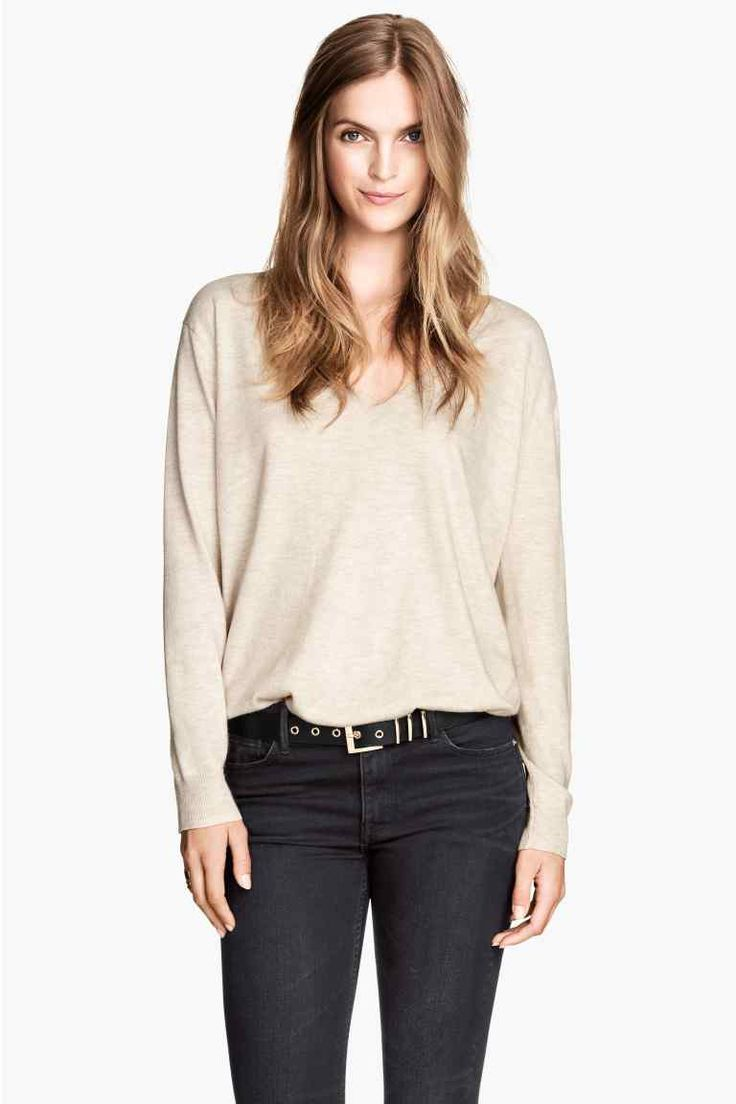 Pullover in maglia fine   H&M