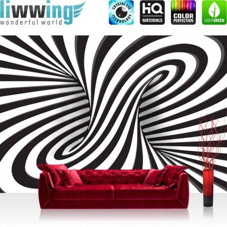 25+ best ideas about 3d tapete on pinterest   fototapete 3d, 3d ... - Fototapete Wohnzimmer Schwarz Weiss