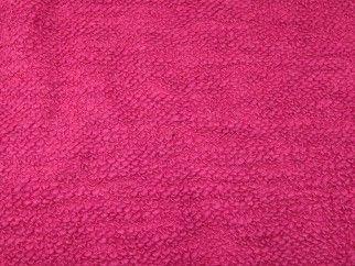 Italian Virgin Wool Coating Dress Fabric Cerise Pink | Fabric | Dress Fabrics | Minerva Crafts