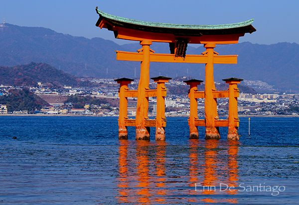 how to get to itsukushima miyajima island