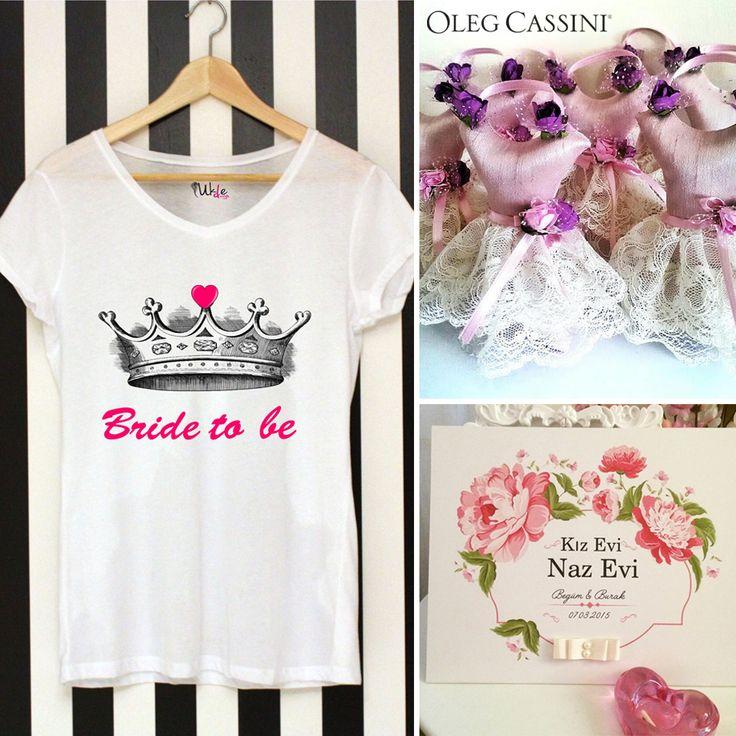 Bir gelinin düğün öncesinde ihtiyacı olabilecek her şey www.olegcassini.com.tr'de!