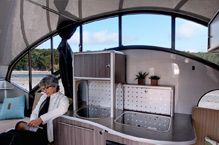 Caravans Alto by Safari Condo with retractable roof and fixed roof