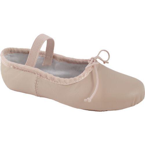 Dance Class Women's Leather Ballet Shoes