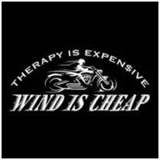 """could also read: """"talk is cheap, wind is priceless"""""""