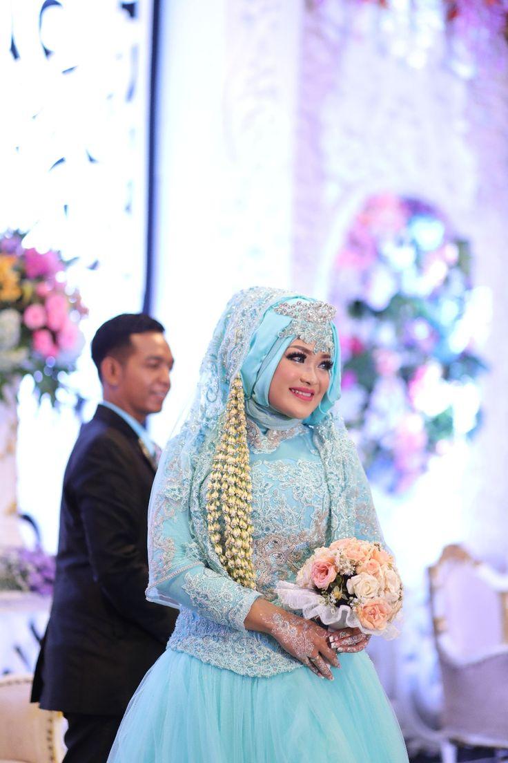Christy & Alfan Wedding by LAKSMI - Kebaya Muslimah & Islamic Wedding Service - 002