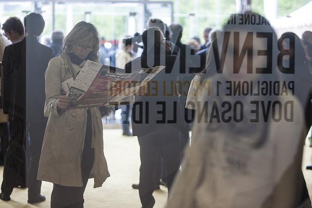 Salone Internazionale del Libro 2013, benvenuti di riflesso