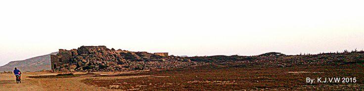 https://flic.kr/p/w1Z2c4 | Bushiribana ruins | difficult name