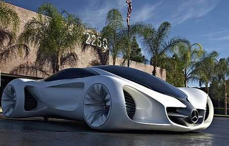 Biome Concept, Supercars, Mercedes , Customized Photos 1 - Sleek Customized Supercars pictures, photos, images