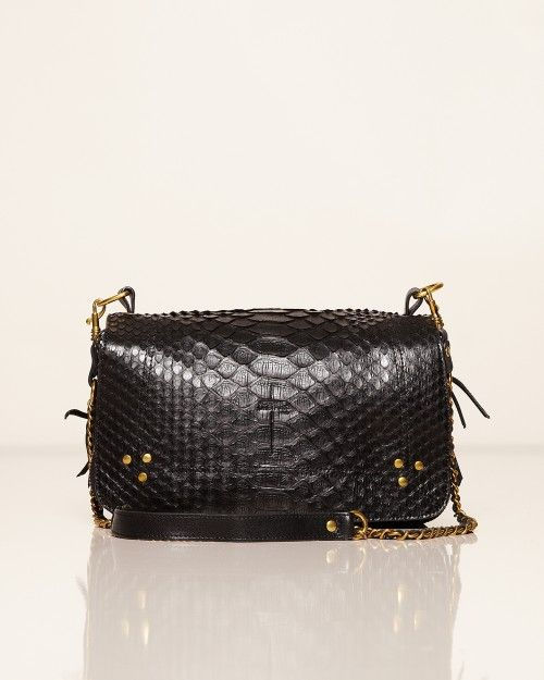 Jerome Dreyfuss Croco Bag
