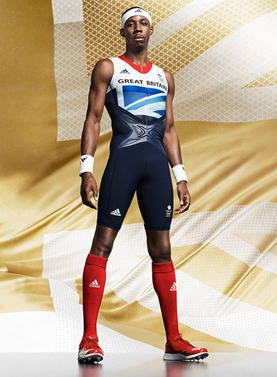 Who needs Red? Love the team GB kit