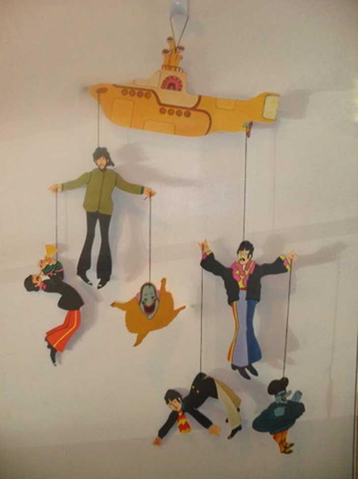 Si eres fanático de los Beatles vas a querer estos 30 accesorios