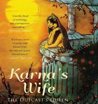 Book Review, Karna's Wife