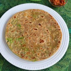 Peas Paratha Recipe | entertaining | Pinterest | Recipe and Posts