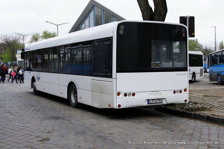 LFD-795 Debrecen Helyközi Autóbusz-Állomás 18.04.2012