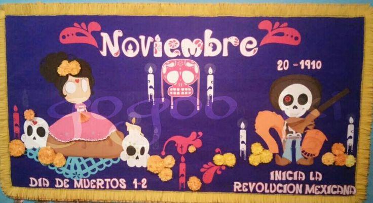Mural noviembre