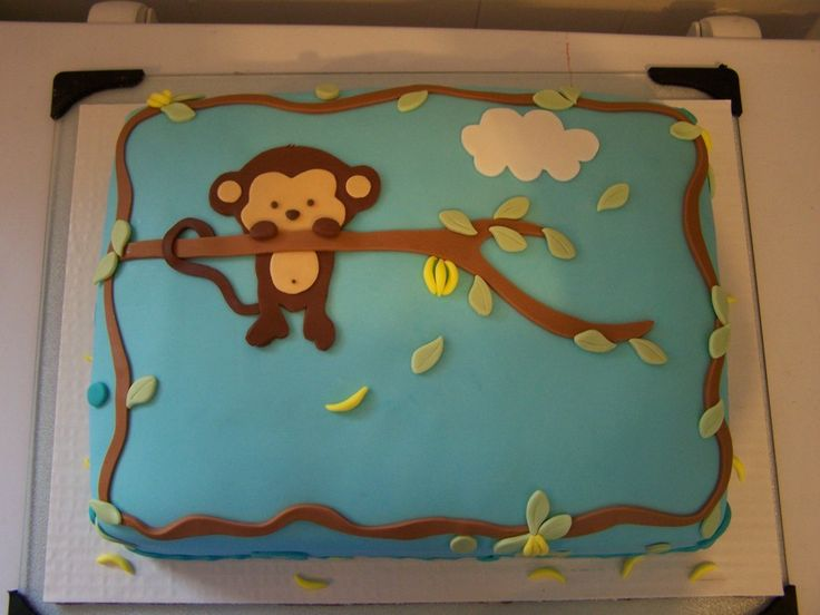 Baby shower cake for a friend.  Is it wrong to...