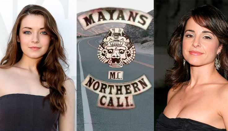 Mayans MC: Sarah Bolger και Jacqueline Obradors στο spin-off του S.o.A. - #Action, #Casting, #Crime, #Drama, #FX, #JacquelineObradors, #MayansMC, #SarahBolger, #Series, #Spin-Οff #Entertainment, #TV More: http://on.hqm.gr/gq
