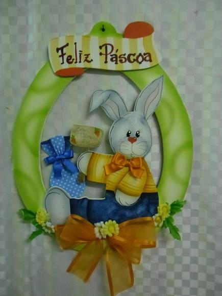 coelho páscoa   Artesanatos Ingrid Carvalho   1C71A5 - Elo7