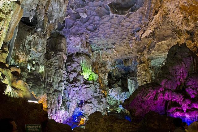 Dong Thien Cung Cave, Vietnam