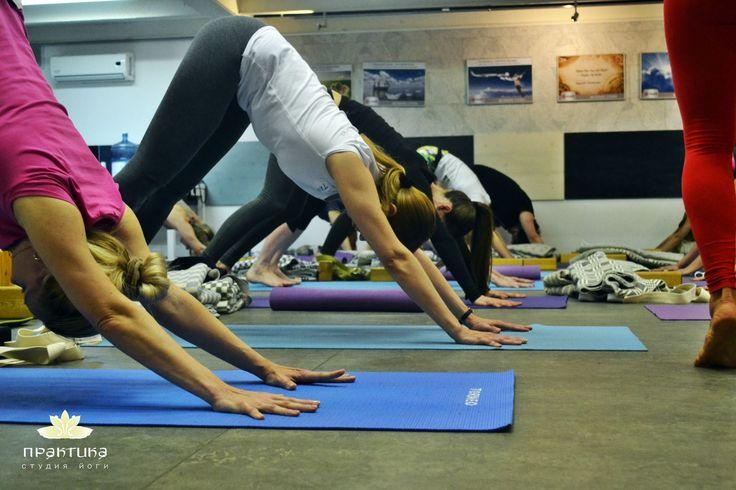 Йога не забирает ваше время - она даёт его!   #йогаволгоград #волгоград34 #йога