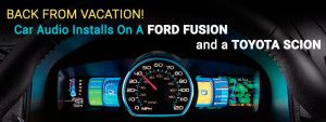 ford fusion hybrid audio off
