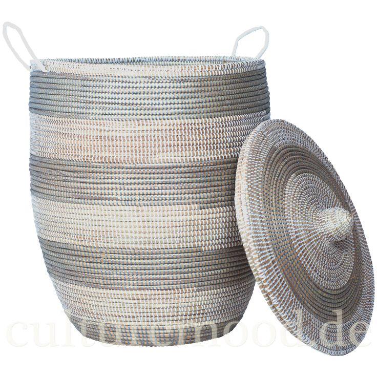 Aufbewahrungskörbe Mit Deckel 17 best korb images on basket woven baskets and basket