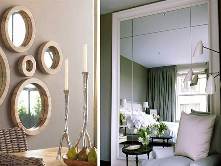 Casasamp c mo utilizar los espejos decorativos para for Como hacer espejos decorativos