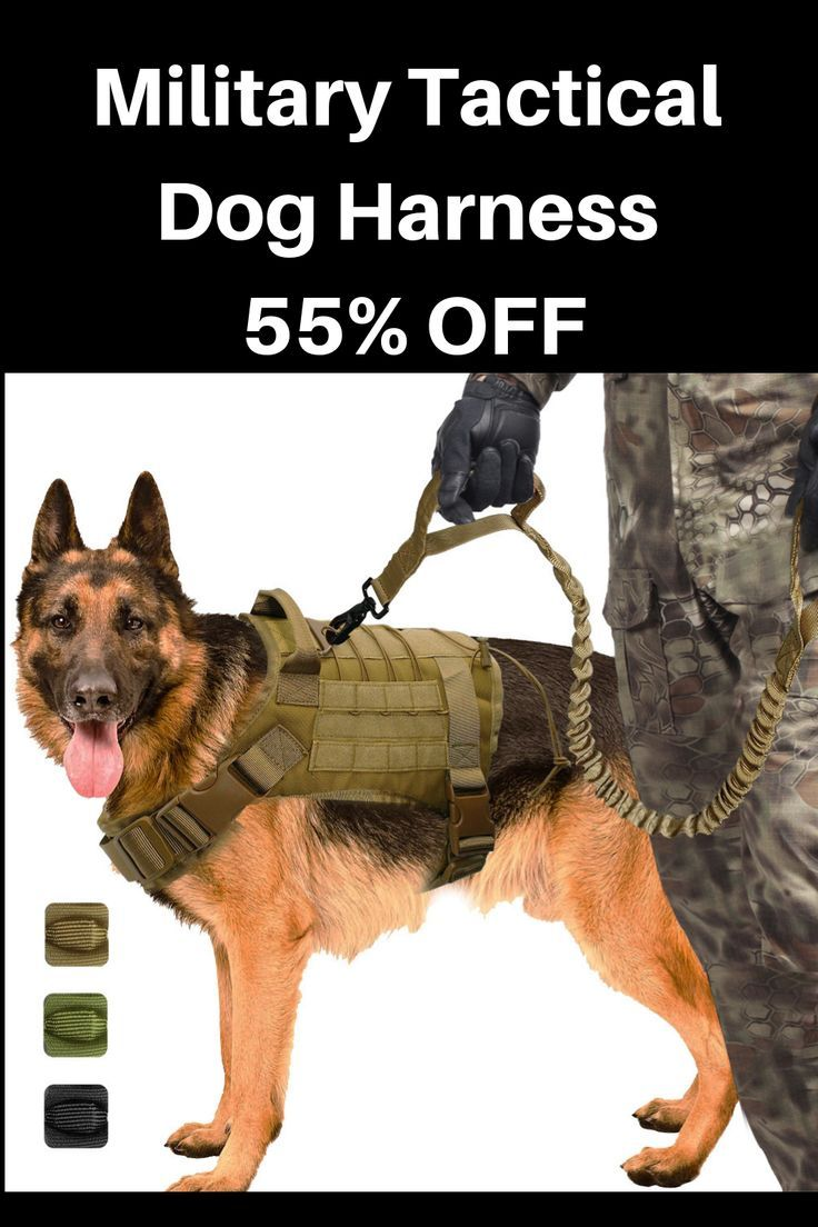 Military Tactical Dog Harness Dog Harness Tactical Dog Harness