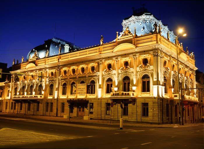 Pałac Poznańskiego. Łódź. POLAND