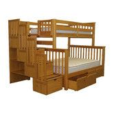 Found it at Wayfair - Twin Over Full Bunk Bed with Drawer